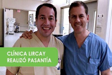 EL DR. DANIEL ROJAS, REALIZÓ PASANTÍA CON DR. JOSUA DINES EN EL HOSPITAL FOR SPECIAL SURGERY (HSS) EN NEW YORK – USA.