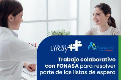 ¡Clínica Lircay es uno de los prestadores que se adjudica licitación para resolver parte de las Cirugías de Lista de Espera FONASA!