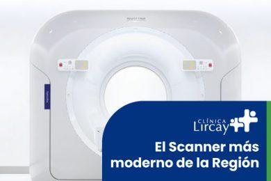 ¡Contamos con un nuevo Scanner de Última Tecnología!